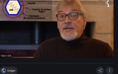 DR C. VELOT, généticien – risque des vaccins ADN et ARN, nouvelles technologies vaccinales