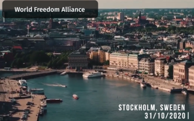 CONFERENCE – «World Freedom Alliance»