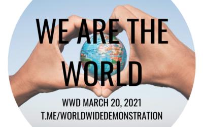 LIBERTE – Plus de 50 pays se sont levés le 20 mars 2021 !
